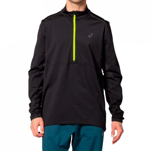 Мужской реглан Asics LITE-SHOW WINTER 1/2 ZIP TOP