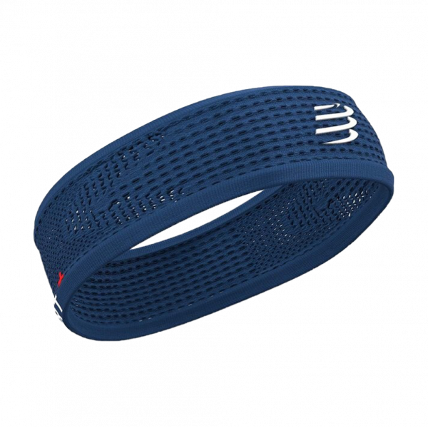 Повязка Compressport THIN HEADBAND ON/OFF