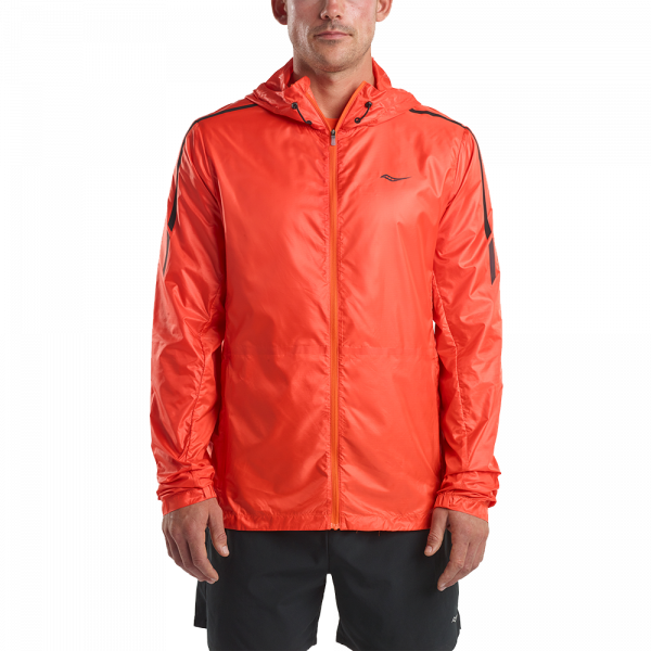 Ветровка Saucony Pack It Run Jacket